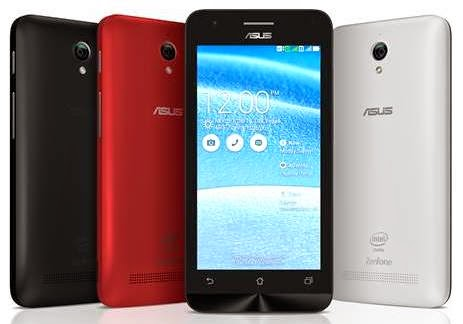 ASUS Philippines Announced ZenFone C, Yours for Php4,595