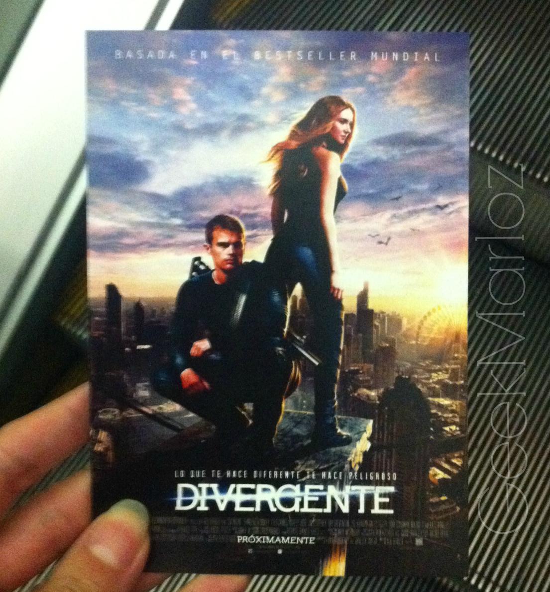 Mi opinión sobre: Divergente (la película)