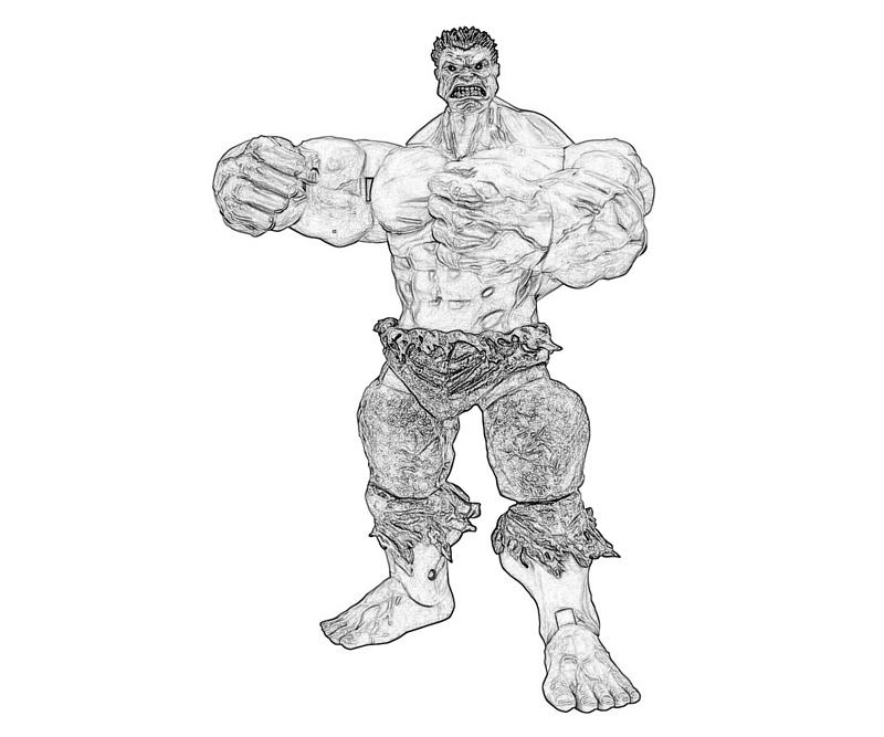 printable-marvel-ultimate-alliance-2-red-hulk-angry_coloring-pages
