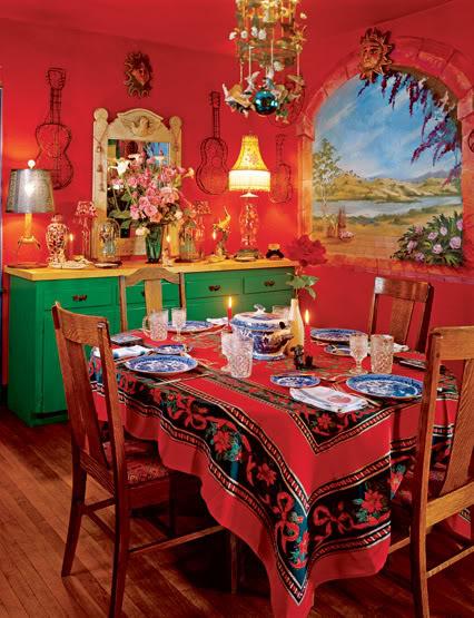 la casa de anjelica huston inspiraci n mexicana desde