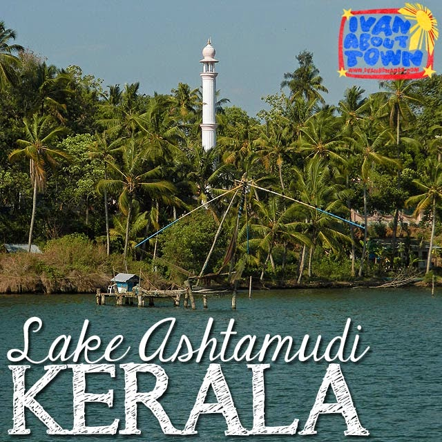 Lake Ashtamudi, Kollam, Kerala, India