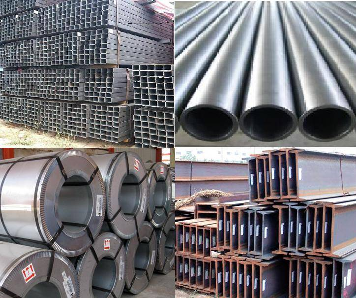 Steel Products Manufacturing : Cargo offers mts steel products