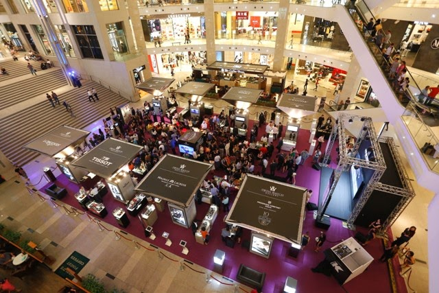 Time Kulture, Swiss Watch Gallery, Valiram Group, Alpina, Frederique Constant, Luxury timepieces, luxury watch, oris, Maurice Lacroix, Tag Heuer, Tissot, Tudor