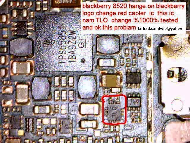 BB 8520 Error