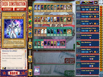 Yu-Gi-Oh! Power Of Chaos Jaden The Fusion PC Game (2)