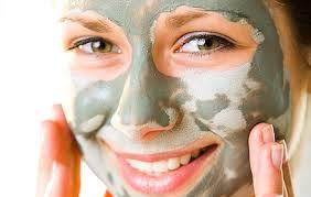 mud facemask