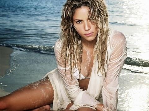 Shakira - bạn đời của Gerard Pique (Tây Ban Nha)