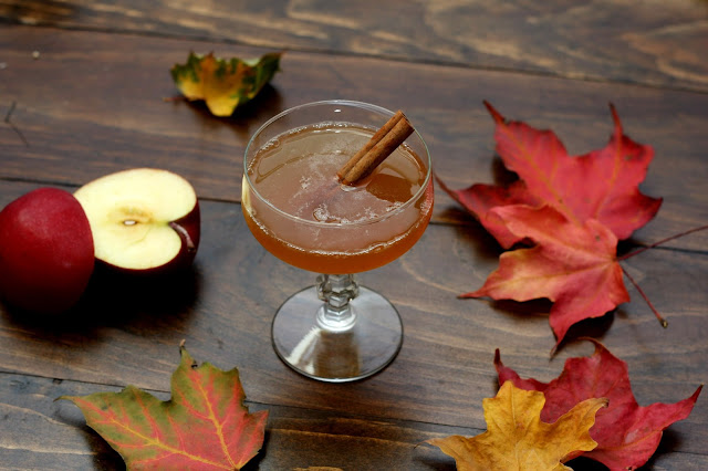 Autumn Cocktail #1
