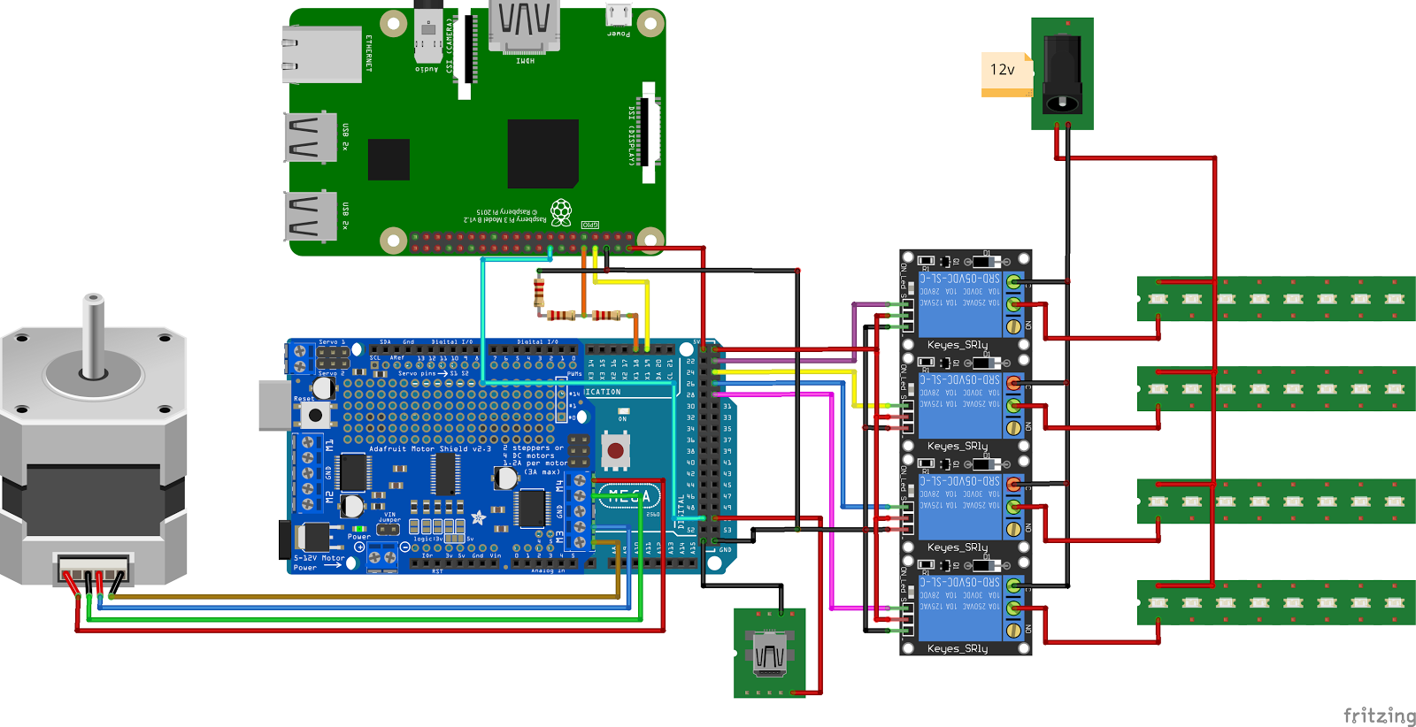 Audio playback module for arduino