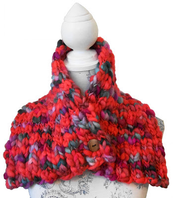 Crochet Cowl Neck | Knit Rowan - Yarns, Knitting Patterns, Crochet