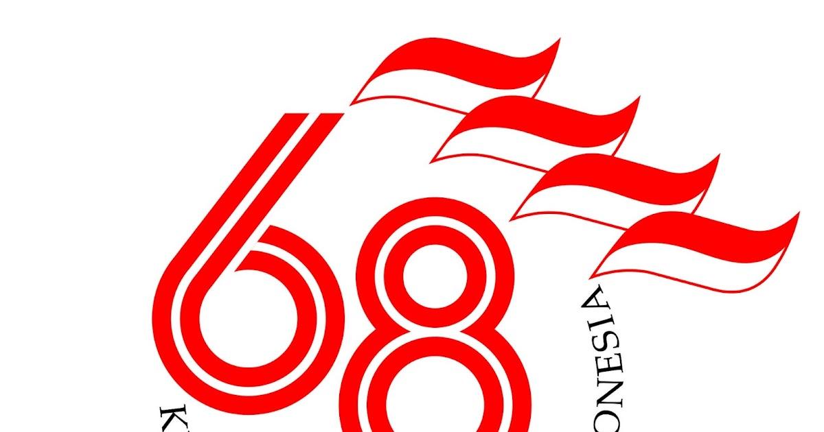 free download logo hut ri ke 68 file corel