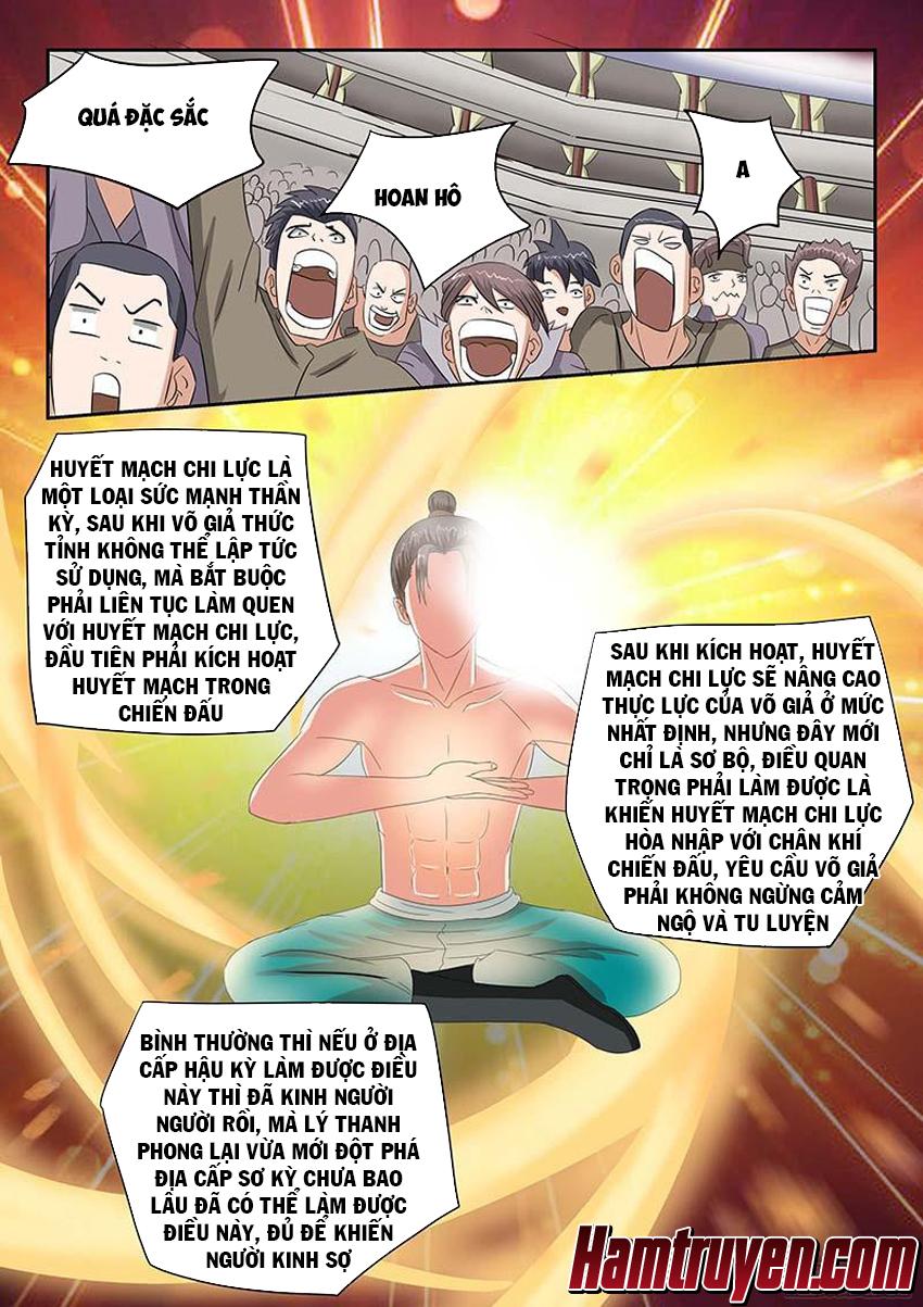 Võ Thần Chúa Tể Chapter 129 - Hamtruyen.vn