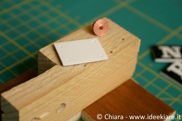 Come creare un braccialetto con le tessere dei giochi in scatola