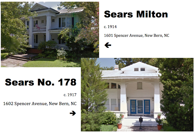 sears houses new bern nc