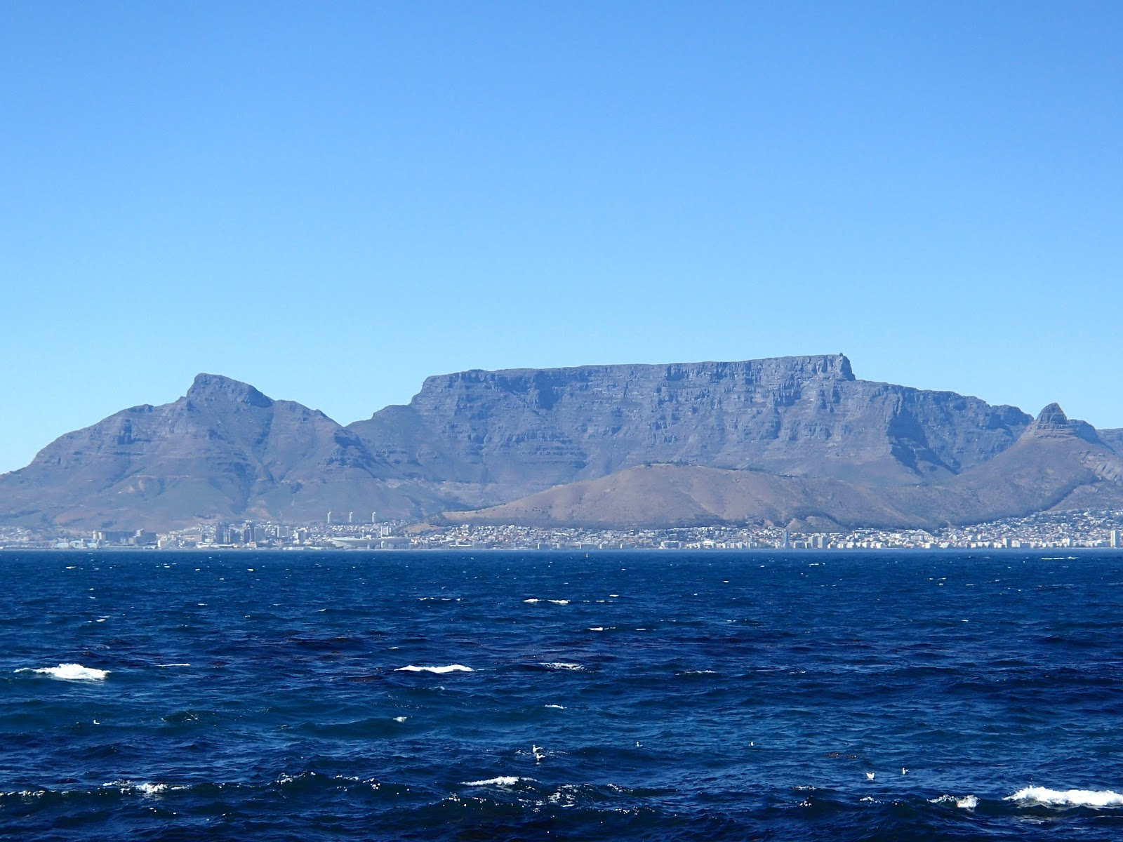 Exchange cape town 14 robben island - Robben island and table mountain tour ...