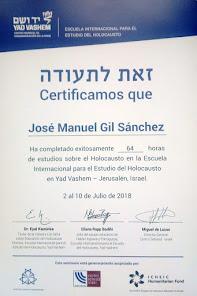 Seminario para profesores españoles (junio 2017)