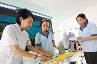 Tuyển 50 nữ giúp việc tại Đài Loan