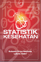 toko buku rahma: buku STATISTIK KESEHATAN, pengarang sutanto priyo hastono, penerbit raja grafindo persada