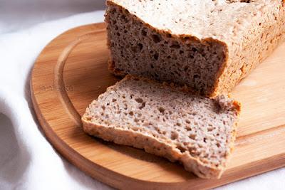 Chleb gryczny - bezglutenowy
