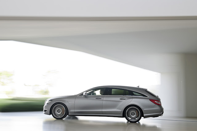 запчасти Mercedes-Benz CLS 63 AMG Shooting Brake 2013