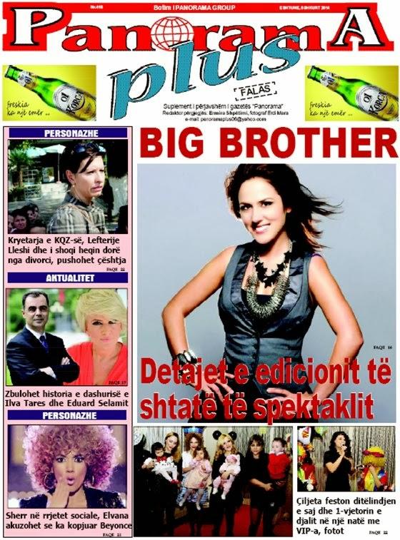Revista PANORAMA PLUS - 8 Shkurt 2014