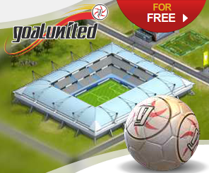 Goalunited, the free football manager game 2012