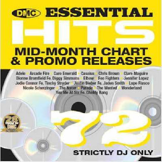 Download CD DMC Essential Hits 72 2011