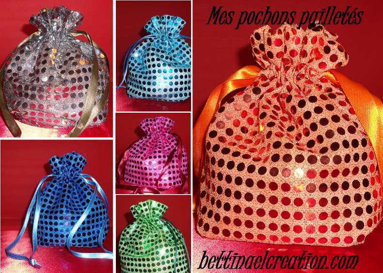 Beliebt COMMENT COUDRE UNE BOURSE ? Bettinael.Passion.Couture.Made in france IV88