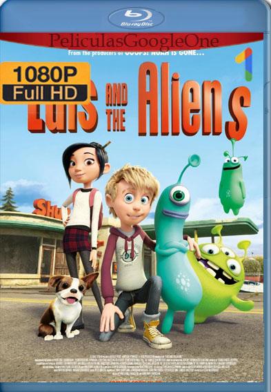 Luis y los alienígenas (2018) BRRip [1080p] [Latino] [GoogleDrive]