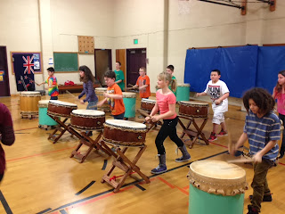 Let's Get Ready to Taiko!