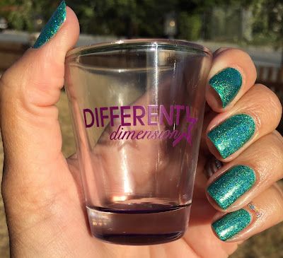 Different Dimension Nail Art Cup