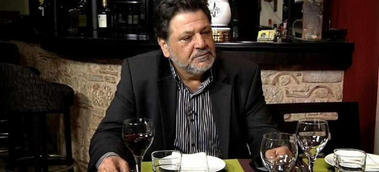 Γιώργος Παρτσαλάκης: Δεν υπάρχω γι' αυτούς, είμαι... νεκρός!