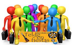 ¿Quieres conocer a los colaboradores de TeldeenFiestas.com?
