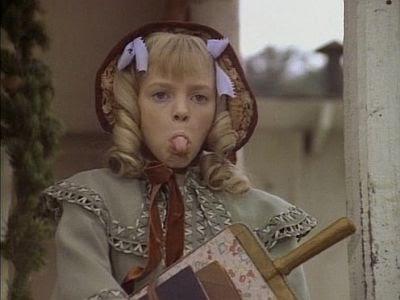 Nellie oleson mi peque a casa de la pradera - Laura ingalls la casa de la pradera ...