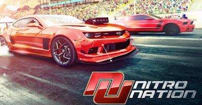 Download Nitro Nation v3.7.5 Apk + Data