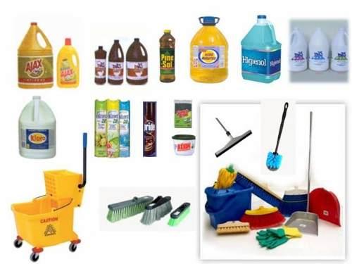 Venta de productos de limpieza papeleria refrigerios for Productos de limpieza para cocina