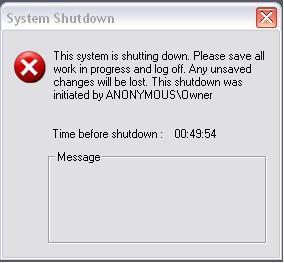 Cara Melakukan shutdown komputer secara otomatis