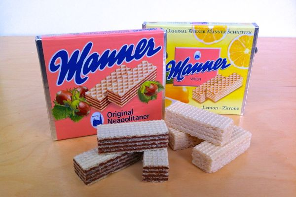 Manner Wafers - Vegan Wafers