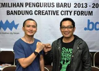 Wali Kota Bandung Ridwan Kamil Tersandung Dana Hibah BCCF