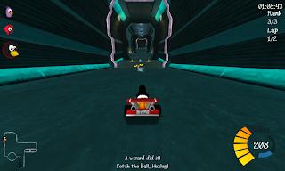 Instalar SuperTuxKart en Ubuntu 13.10,  juegos coches ubuntu, mario car ubuntu