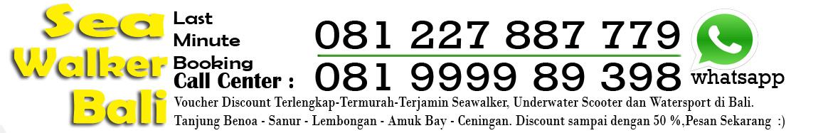 Seawalker - Bali