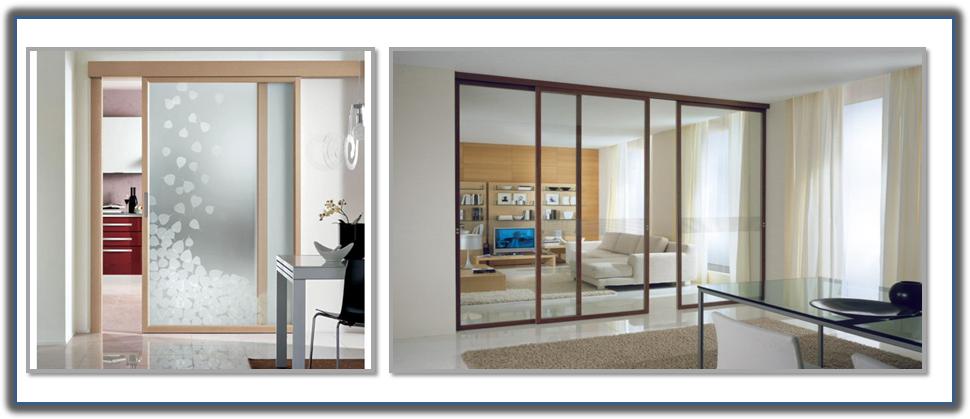 Gena design separare cucina dal soggiorno - Porte scorrevoli per cucina ...