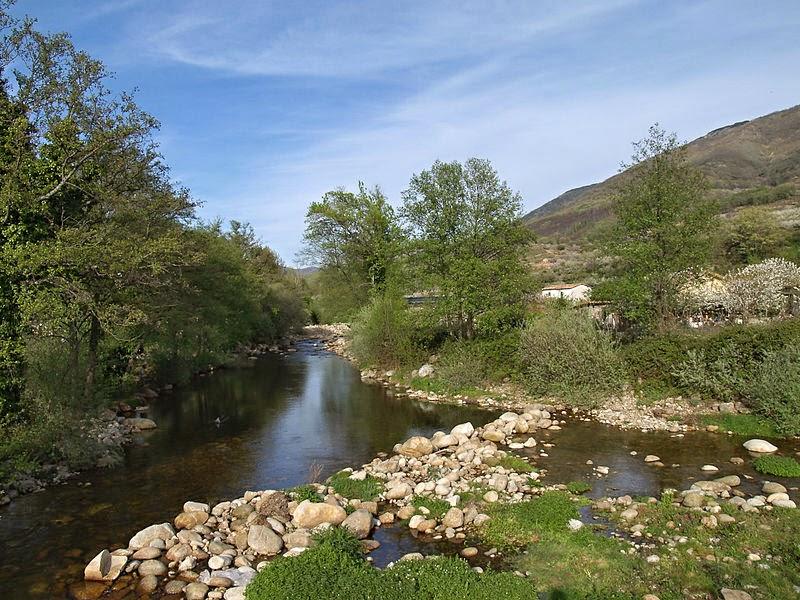 Río Jerte. Guía Valle del Jerte. Tu Maleta.