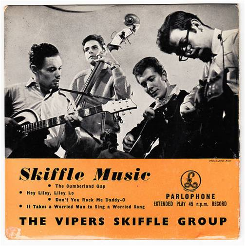 One Man Song Download By Singa: Beatles Forever!: Skiffle Music