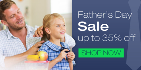 Fabulous Father's Day Sale!