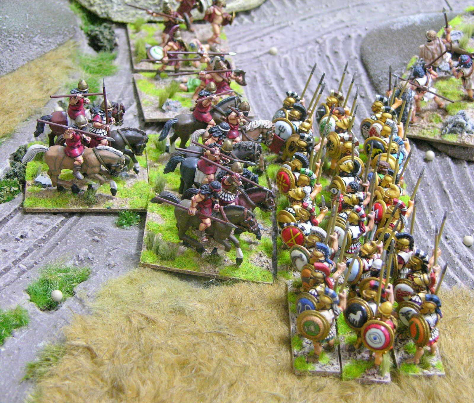 [Liens] Armées hellenistiques et puniques d' autres joueurs - Page 2 Spartan+Last+Hurrah