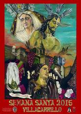 Cartel Oficial Semana Santa Villacarrillo