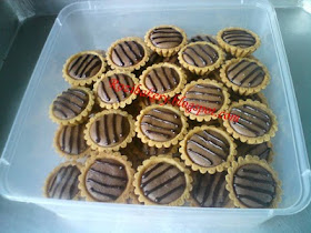 Choc Cheese Tart