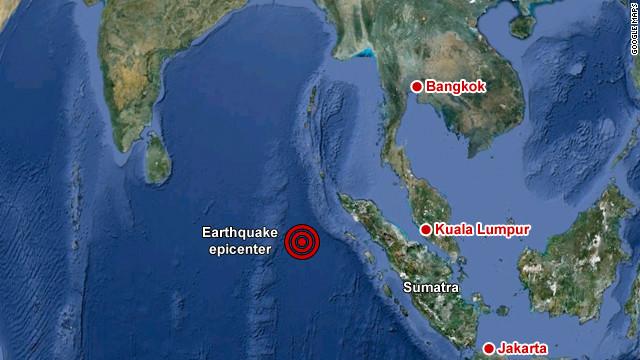 BMKG Cabut Peringatan Dini Tsunami