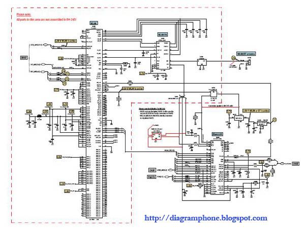 Nokia N95 Schematic Diagram